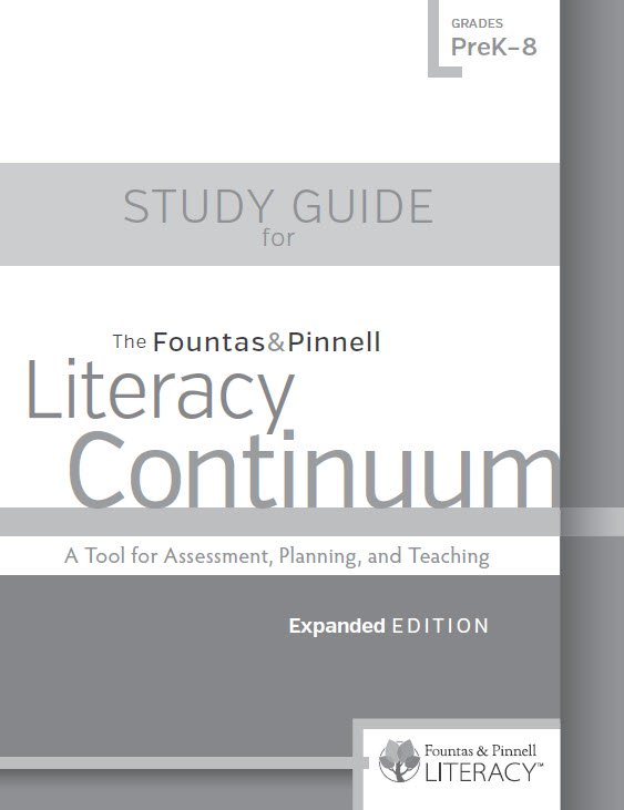 what is instructional level for fountas and pinnell