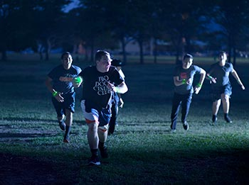 glow in the dark capture the flag instructions