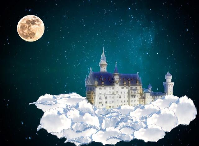 sky dancer castle instructions