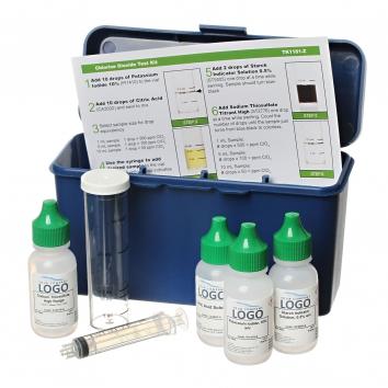 aqua chem test kit instructions