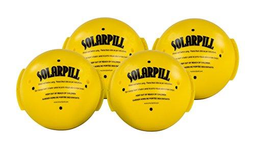 aquapill solar pill instructions