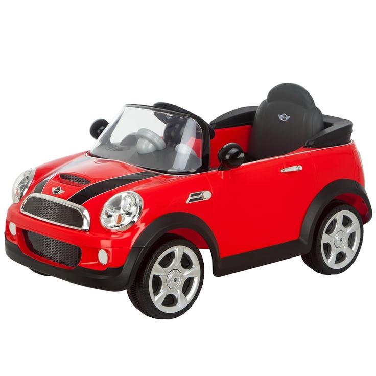 avigo mini cooper s push car instructions