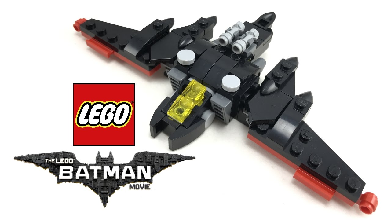 lego batwing instructions 2017
