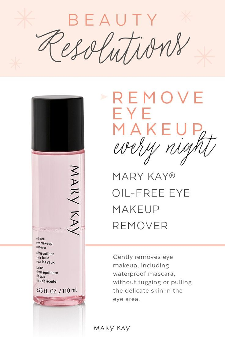 eye makeup remover instructions