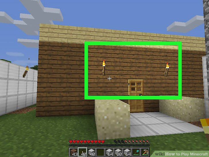 ultra dirt house instructions minecraft