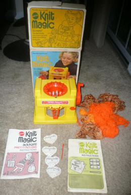 barbie knit magic instructions
