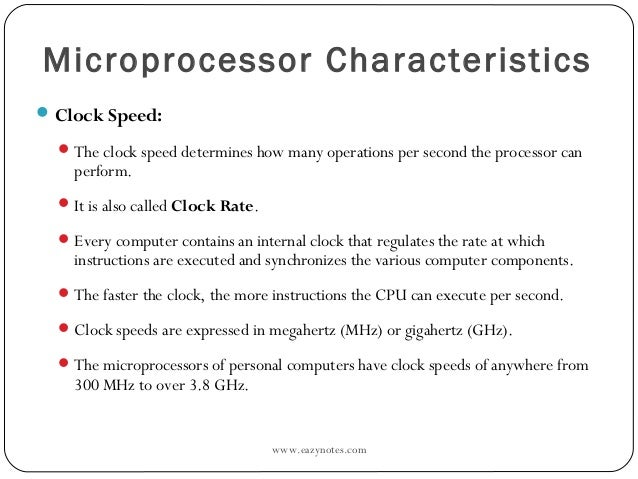 how many instructions can a cpu execute per second