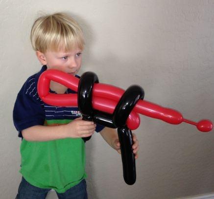 balloon twisting sword instructions