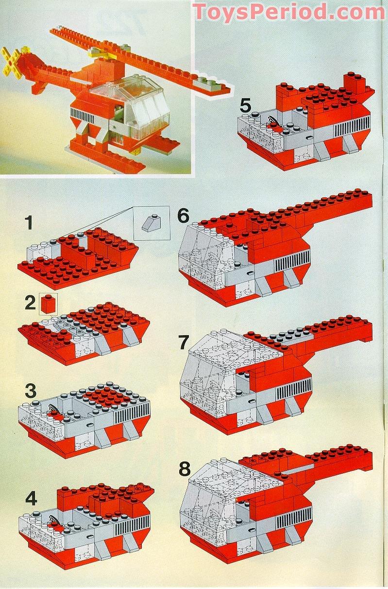 basic set of instructions