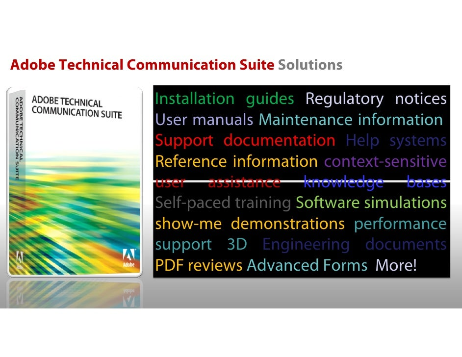 instructional design software adobe