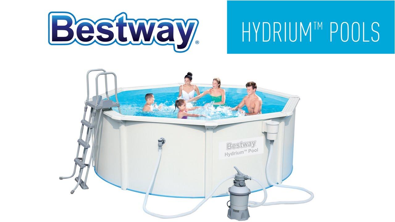 bestway 15ft pool instructions