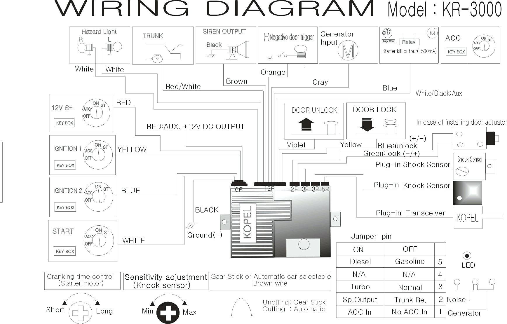 pioneer car stereo wiring instructions