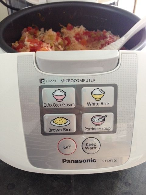 panasonic multfunktional rice cooker instructions