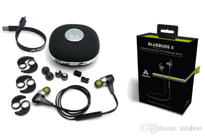 bluebuds x bluetooth headphones instructions