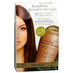 brazilian keratin straightening treatment instructions