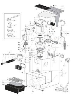 breville coffee machine 800es instructions