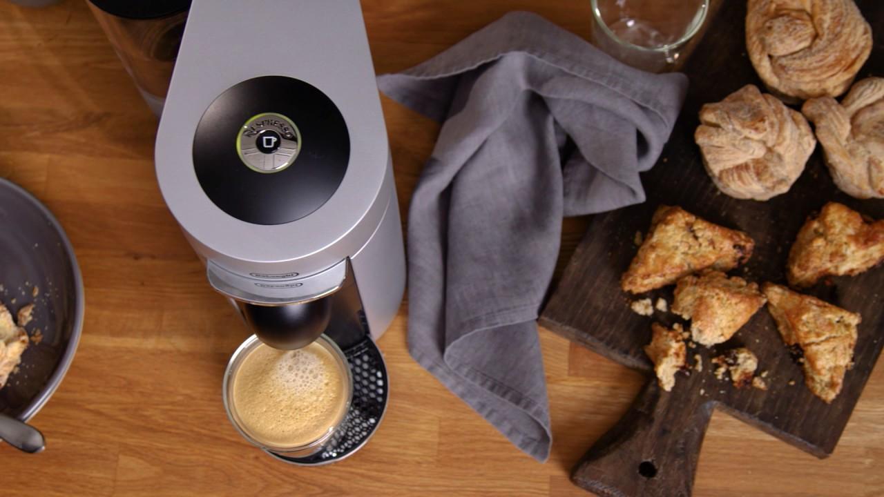 breville nespresso vertuo instruction manual