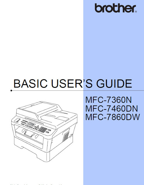 brother fax t106 operating instructions