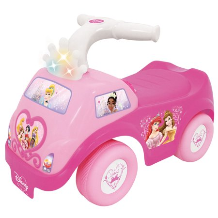 disney princess activity ride-on instructions
