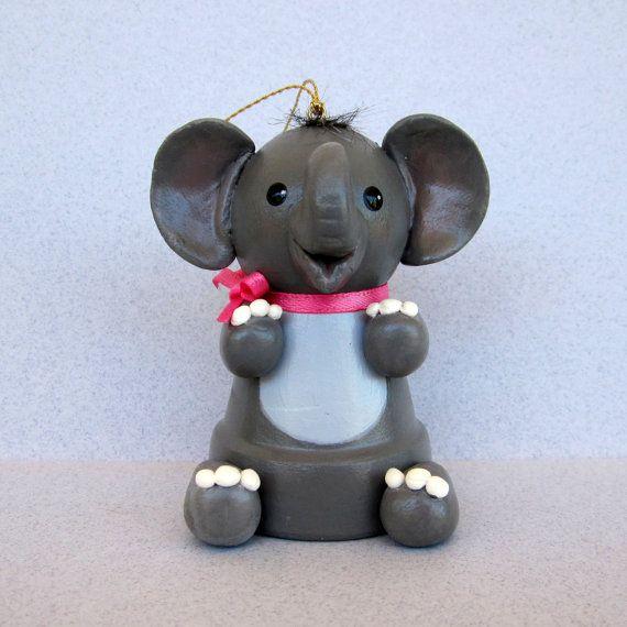 terracotta pot elephant instructions
