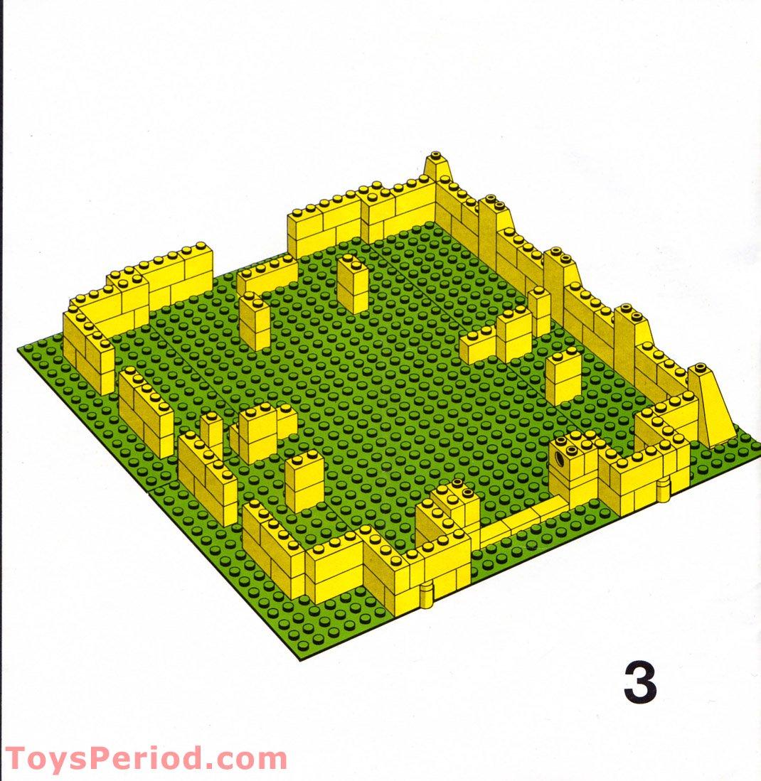 lego castle 375 instructions pdf