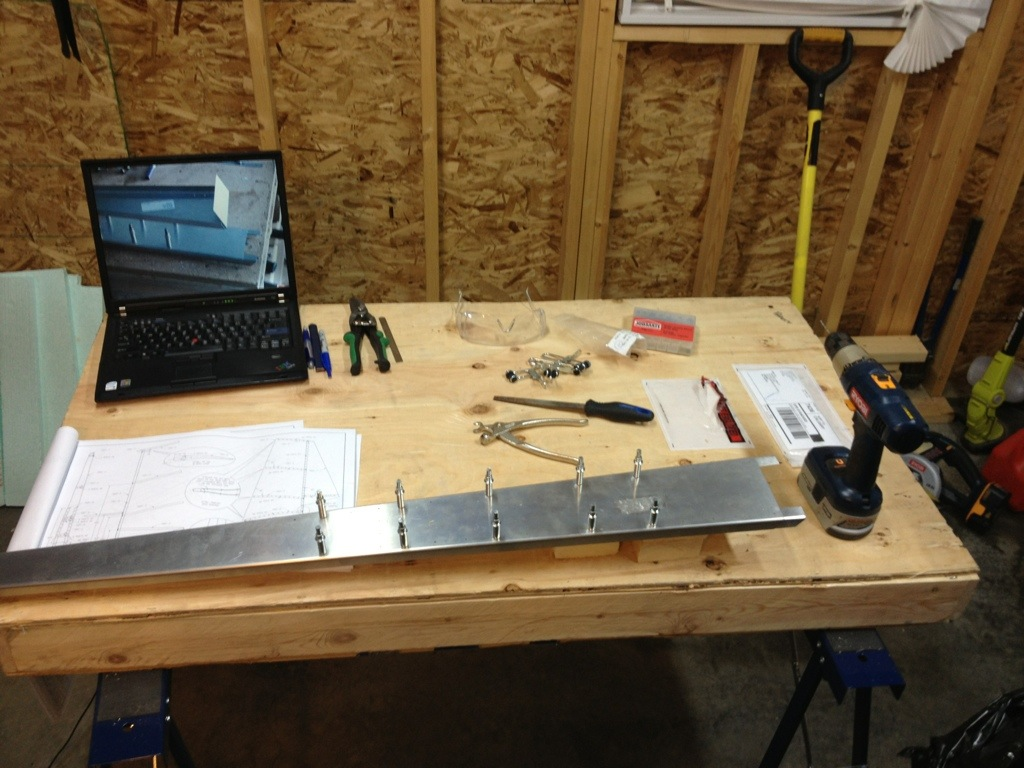 canadian tire workbench instructions