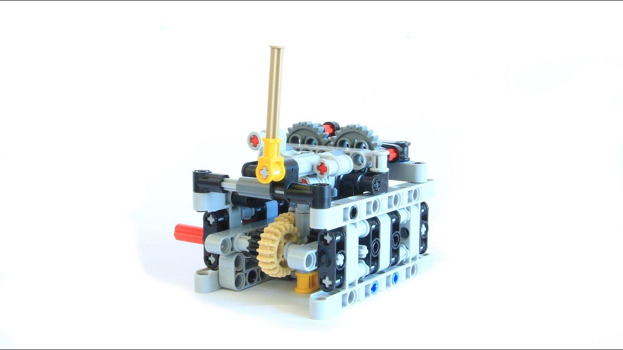 antikythera mechanism lego build instructions