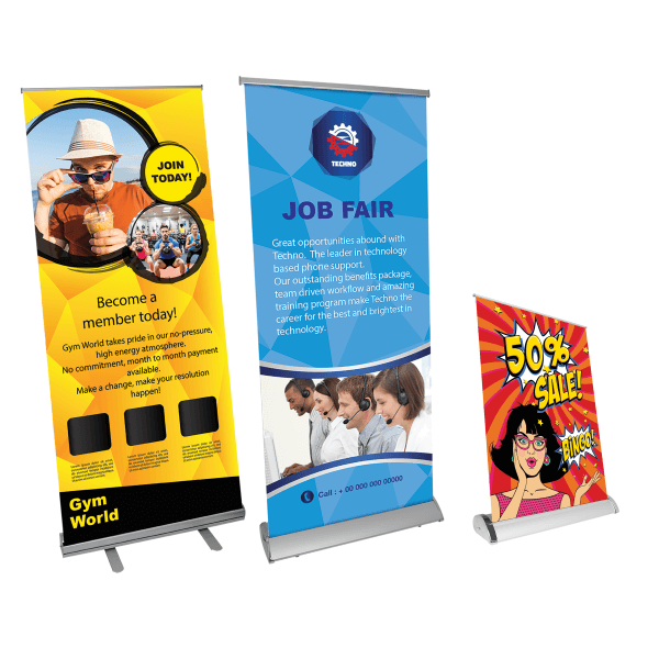 telescopic banner stand instructions