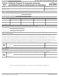 california form 109 instructions 2017
