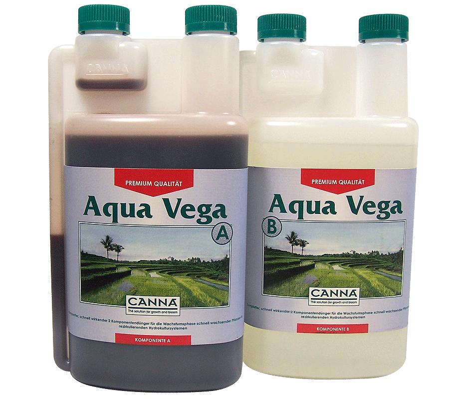 canna aqua vega instructions