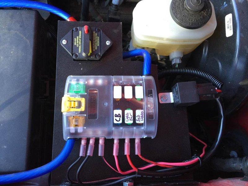 car blue led light installation instructions