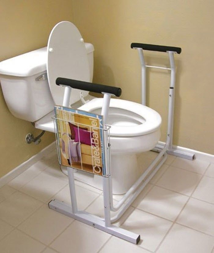 carex deluxe folding commode instructions