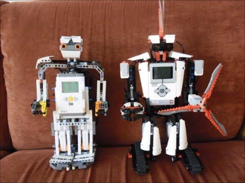 lego mindstorms ev3 humanoid instructions