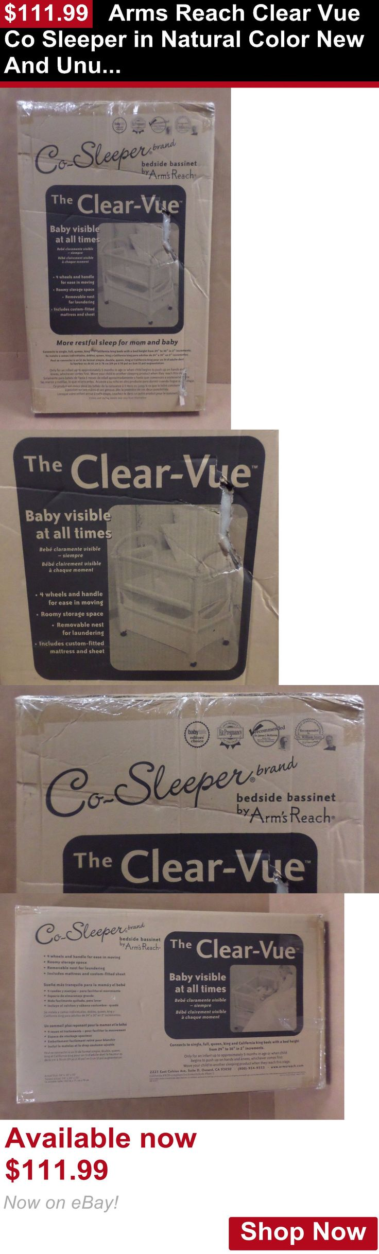 clear vue co sleeper instructions