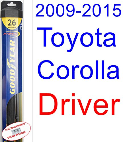 corolla windshield wipers replacement instruction