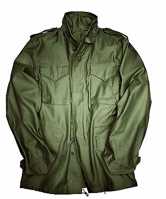 m65 field jacket cleaning instructions