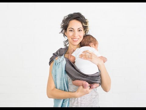 nojo baby sling instructions video