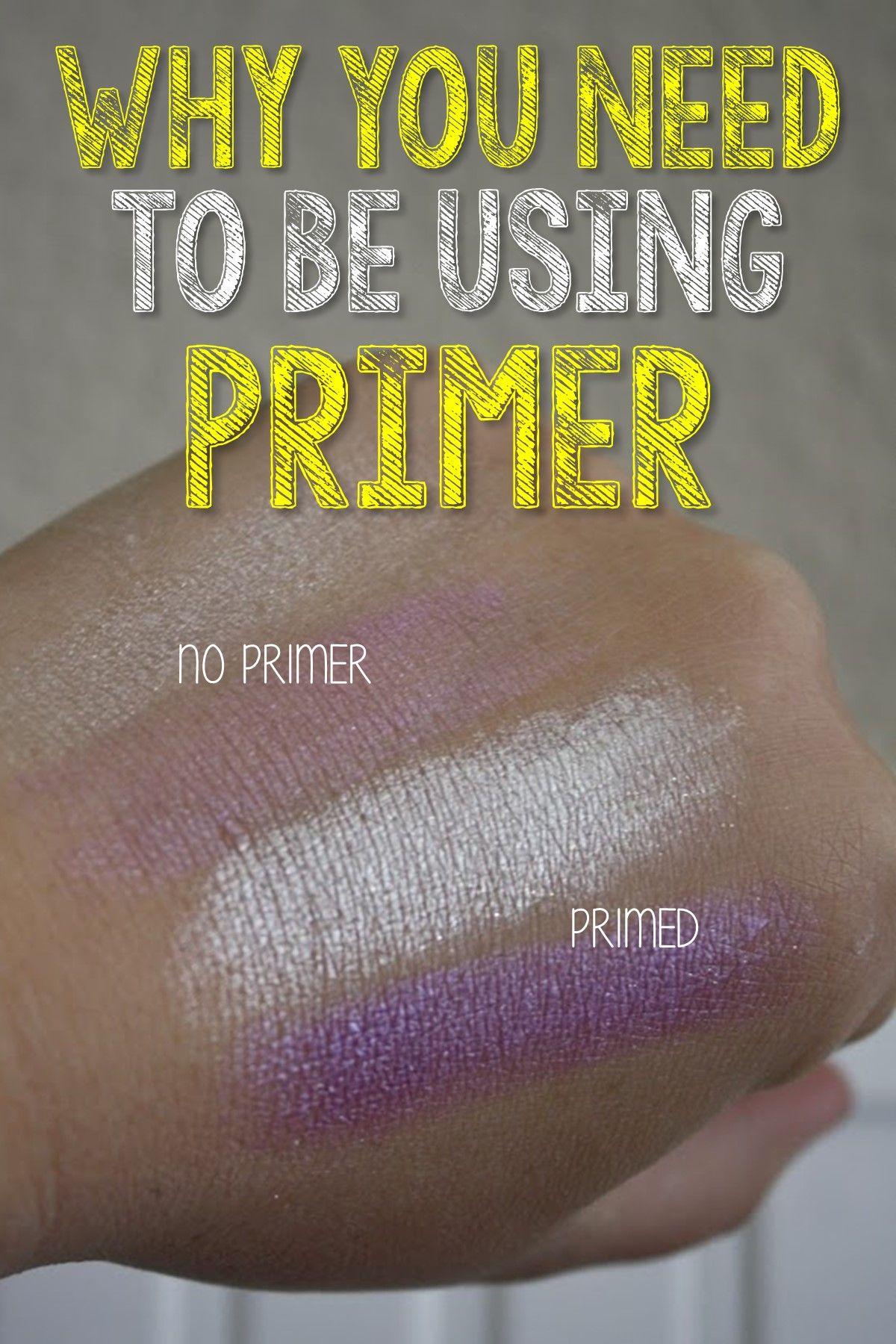arbonne makeup primer instructions