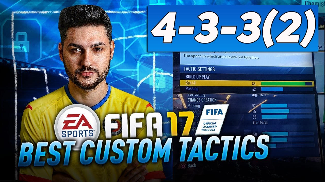 fifa 18 player instructions 433