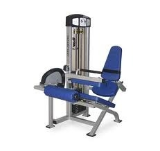 seated leg curl machine instructions