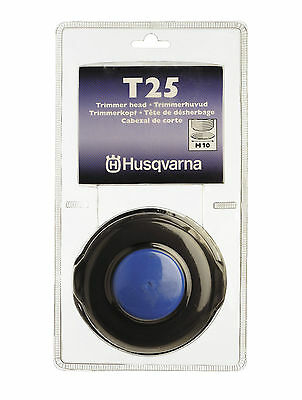 husqvarna t25 replacement trimmer head instructions