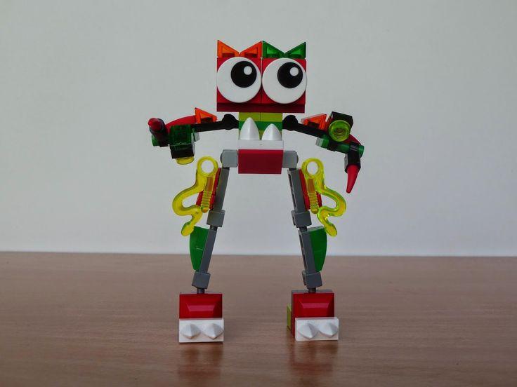 lego mixels glomp instructions