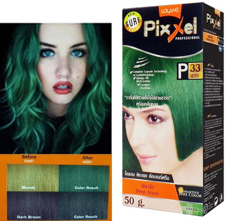 dcash hair dye english instructions