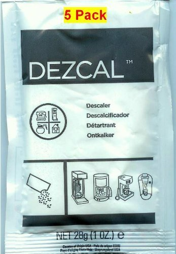 dezcal liquid descaler instructions