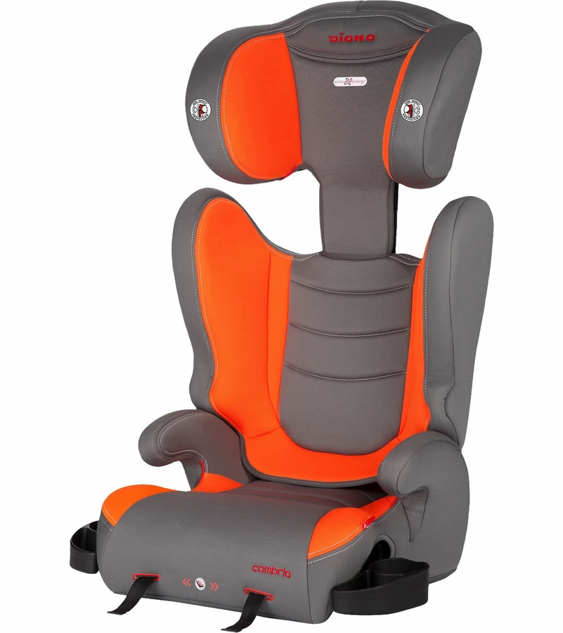 diono booster seat instructions