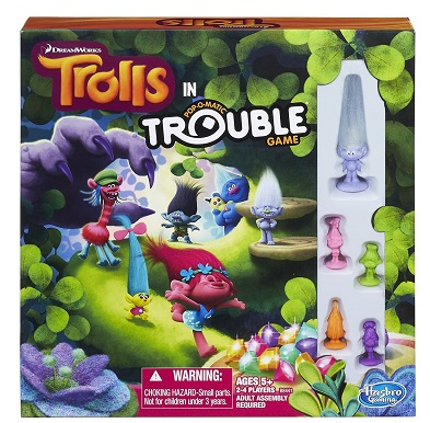 dreamworks trolls in trouble game instructions
