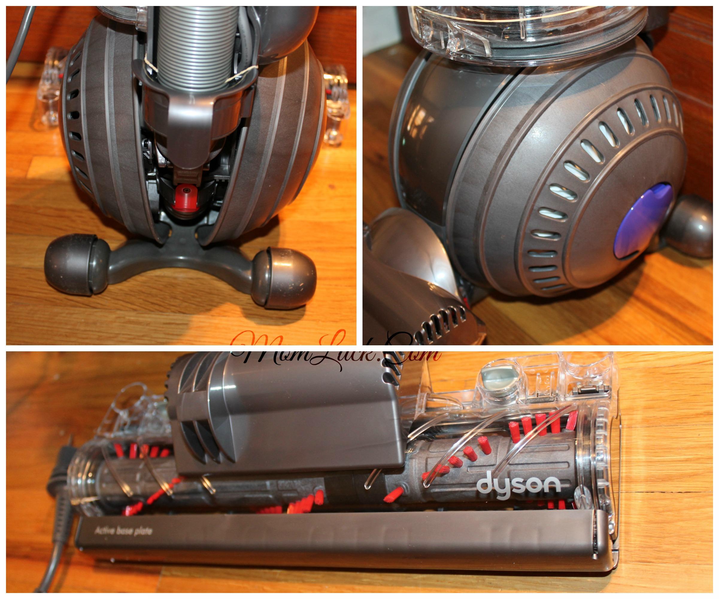 dyson vacuum instructions dc41