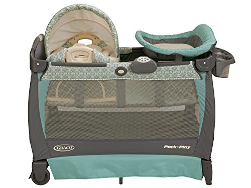 graco cuddle cove instructions