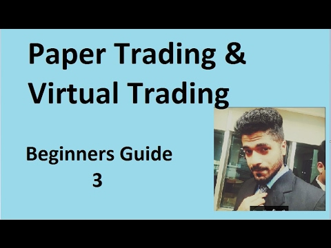 trading view paper trading instructions