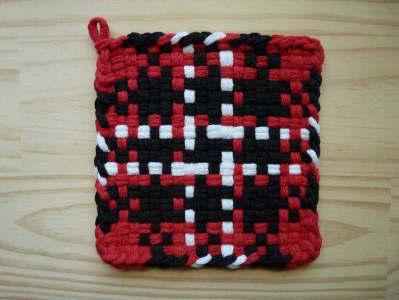 easy weaving loom instructions
